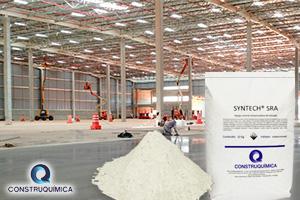 Compensador de Retração Mineral SYNTECH SRA