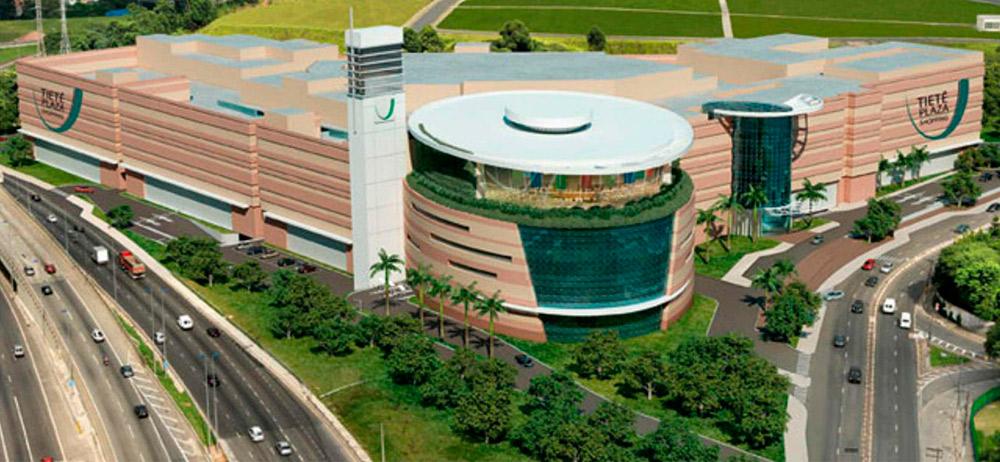 Tiete Plaza - Fibra de Vidro para Concreto AR