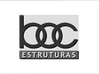 Logo BOC Estruturas