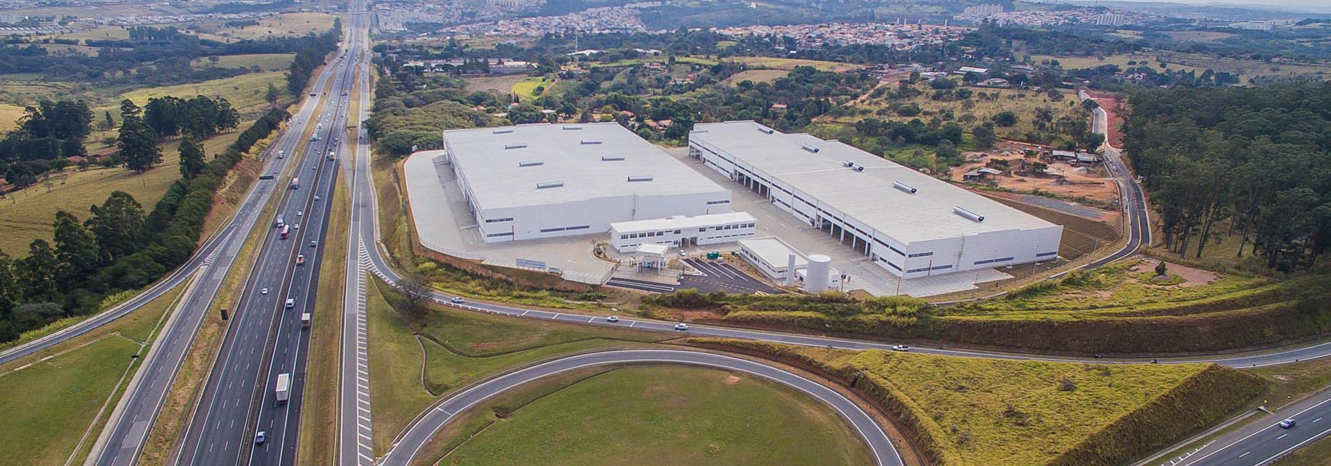 O Complexo de Galpões Multimodal Campinas é o mais empreendimento para locação da SDI Desenvolvimento Imobiliário, estrategicamente localizado em Campinas