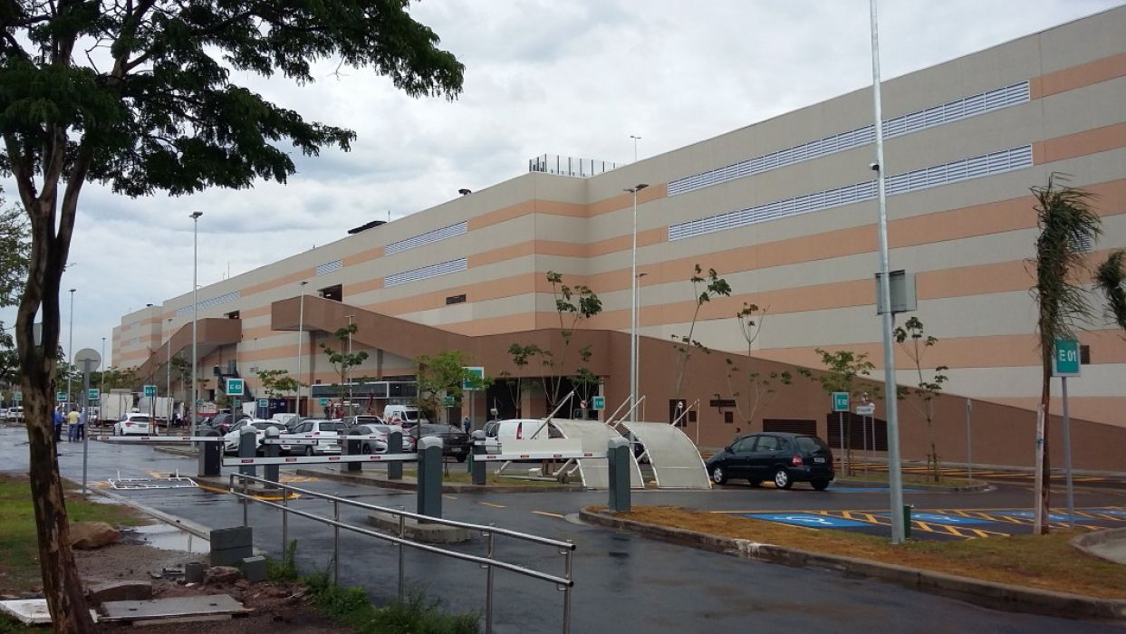 Shopping Metro Itaquera